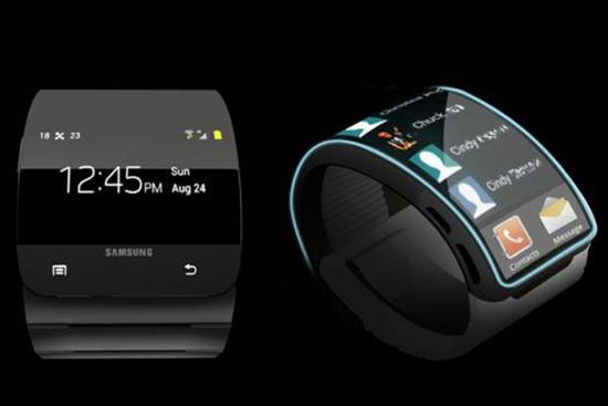 ساعت هوشمند Samsung – Galaxy Gear